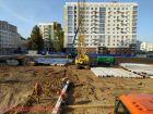 ЖК Континенталь - ход строительства, фото 14, Октябрь 2020