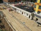 Ход строительства дома № 1 первый пусковой комплекс в ЖК Маяковский Парк - фото 6, Сентябрь 2021