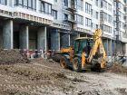 Ход строительства дома Литер 1 в ЖК Первый - фото 32, Апрель 2019