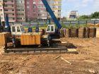 Ход строительства дома № 2 в ЖК Облака - фото 14, Июль 2020