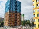 Ход строительства дома № 1 второй пусковой комплекс в ЖК Маяковский Парк - фото 8, Сентябрь 2021