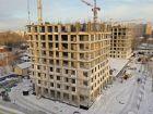 Ход строительства дома № 1 второй пусковой комплекс в ЖК Маяковский Парк - фото 60, Январь 2021