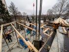 ЖК Пушкин - ход строительства, фото 96, Март 2019