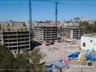 Ход строительства дома Литер 1 в ЖК Звезда Столицы - фото 111, Август 2018
