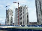 Ход строительства дома № 5 в ЖК Аквамарин - фото 6, Апрель 2018