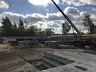 Ход строительства дома № 1 в ЖК Удачный 2 - фото 155, Октябрь 2018