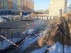 Ход строительства дома № 3 в ЖК Корабли - фото 48, Декабрь 2020