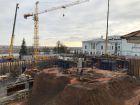 Ход строительства дома 2а в ЖК Георгиевский - фото 21, Октябрь 2020