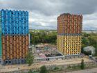 Ход строительства дома № 1 первый пусковой комплекс в ЖК Маяковский Парк - фото 4, Сентябрь 2021