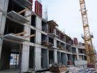 Ход строительства дома № 1 в ЖК Книги - фото 47, Декабрь 2020