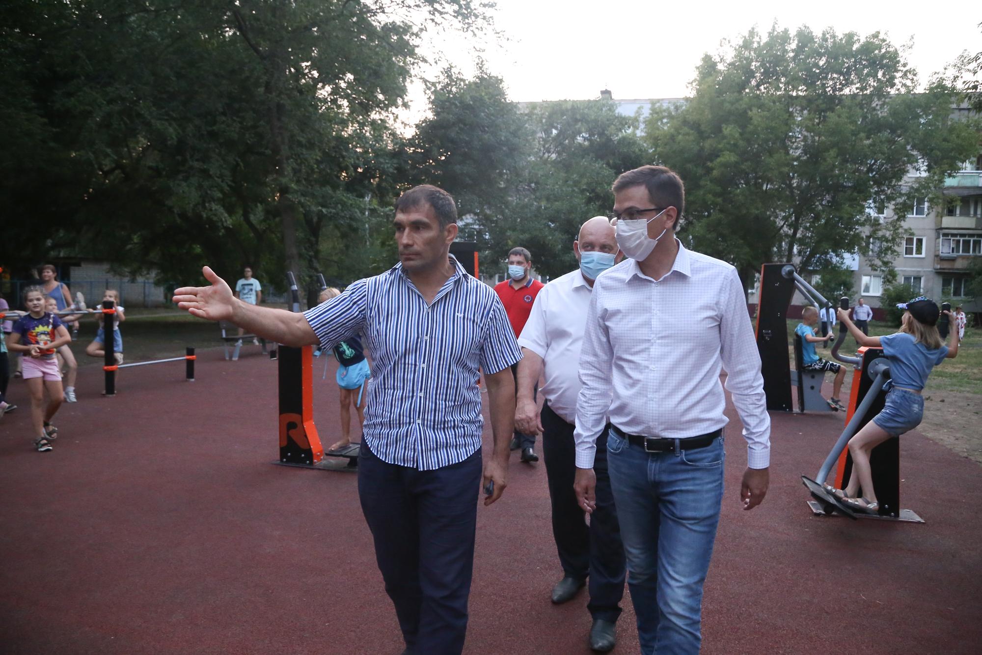 Благоустройство сквера на Пермякова в Нижнем Новгороде завершится к 1 августа - фото 1