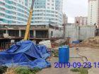 ЖК Новая Тверская - ход строительства, фото 36, Сентябрь 2019