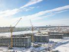 Ход строительства дома Литер 22 в ЖК Светлоград - фото 9, Январь 2021