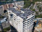 Ход строительства дома Литер 1 в ЖК Звезда Столицы - фото 63, Май 2019