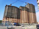 Ход строительства дома № 6 в ЖК Звездный - фото 38, Сентябрь 2019