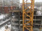 Ход строительства дома № 3 в ЖК Солнечный - фото 68, Февраль 2017