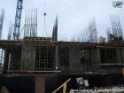 Ход строительства дома № 8 в ЖК Красная поляна - фото 149, Декабрь 2015