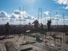 ЖК Открытие - ход строительства, фото 52, Февраль 2020