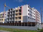 Ход строительства дома № 1 в ЖК Удачный 2 - фото 111, Август 2019