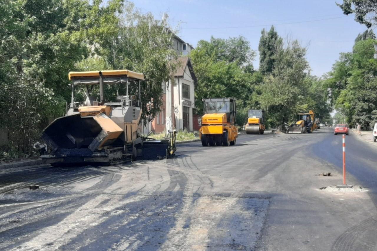 В Новочеркасске обновят 3,3 км ул. Буденновской