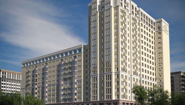 ЖК «Континенталь»: дом, достойный аристократов, возводится в центре Нижнего между двух парков
