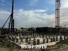 Ход строительства дома Литер 6 в ЖК Южный Берег - фото 26, Июль 2019