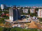 ЖК Азбука - ход строительства, фото 12, Июнь 2021