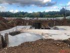 Ход строительства дома № 1 в ЖК Дом на Набережной - фото 3, Сентябрь 2020