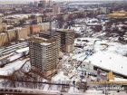 Ход строительства дома Литер 1 в ЖК Звезда Столицы - фото 87, Декабрь 2018