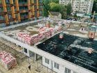 Ход строительства дома № 1 второй пусковой комплекс в ЖК Маяковский Парк - фото 4, Сентябрь 2021