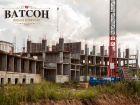 Ход строительства дома № 3 в ЖК Ватсон - фото 31, Август 2019