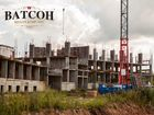 Ход строительства дома № 3 в ЖК Ватсон - фото 58, Август 2019