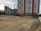 ЖК West Side (Вест Сайд) - ход строительства, фото 159, Сентябрь 2018