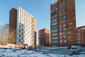 Советский район продолжил лидировать в январе 2019 года по количеству заключенных ДДУ