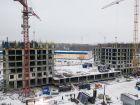Ход строительства дома № 1 первый пусковой комплекс в ЖК Маяковский Парк - фото 62, Декабрь 2020