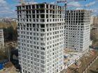 Ход строительства дома № 1 второй пусковой комплекс в ЖК Маяковский Парк - фото 34, Май 2021