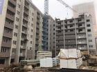 Ход строительства дома Секция 3 в ЖК Сиреневый квартал - фото 9, Декабрь 2020