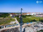 ЖК Открытие - ход строительства, фото 75, Август 2019