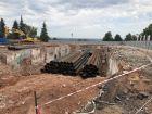 Ход строительства дома на Минина, 6 в ЖК Георгиевский - фото 69, Август 2020