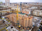 ЖК Вавиловский Дворик - ход строительства, фото 13, Март 2020