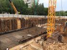 ЖК Каскад - ход строительства, фото 88, Июнь 2015