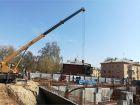 Жилой дом: ул. Страж Революции - ход строительства, фото 45, Апрель 2018
