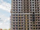 Ход строительства дома Литер 1 в ЖК Первый - фото 76, Сентябрь 2018