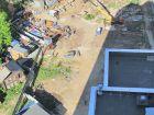 Ход строительства дома № 6 в ЖК Дом с террасами - фото 57, Май 2019