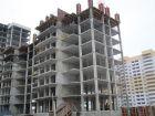 Ход строительства дома № 8 в ЖК На Победной - фото 19, Декабрь 2014