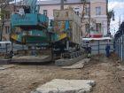 ЖК Островский - ход строительства, фото 113, Октябрь 2018