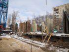 ЖК Розмарин - ход строительства, фото 76, Январь 2019