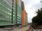 Ход строительства дома № 8 в ЖК Красная поляна - фото 69, Октябрь 2016
