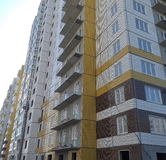 Ход строительства дома №7а в ЖК Иннoкeнтьeвcкий -