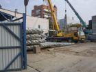 ЖК Островский - ход строительства, фото 115, Октябрь 2018